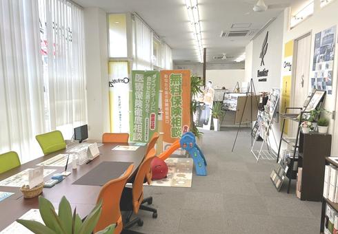 ユーポス神戸西店の様子