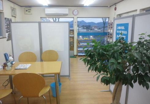ユーポス富田林店の様子