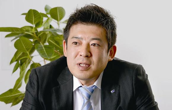 株式会社ユーポス 代表取締役 柏原 隆宏